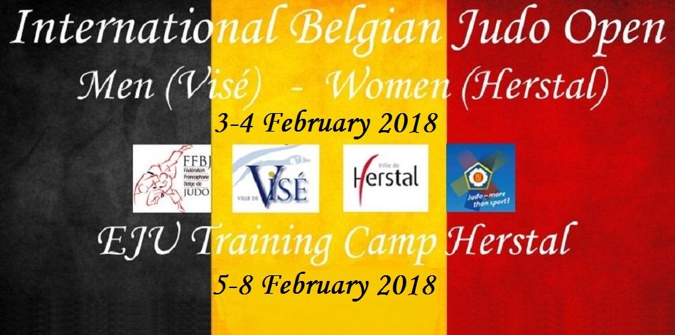 Open Belgique Judo